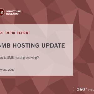 SMB Hosting Update