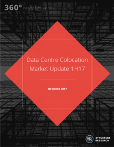 Data Centre Colocation Market Update 1H17