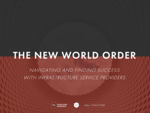 New World Order + Selling to Service Providers Playbook