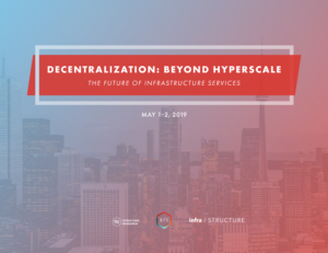 Decentralization: Beyond Hyperscale – The Future of Infrastructure Services