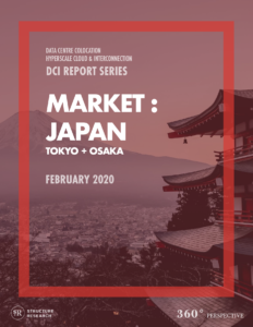 Japan DCI Report 2020: Data Centre Colocation, Hyperscale Cloud & Interconnection