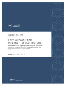 2020 Outlook for Internet Infrastructure