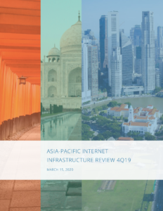 Q4 2019: APAC Infrastructure Quarterly Report