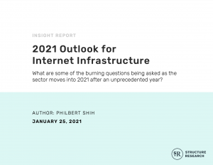2021 Outlook for Internet Infrastructure