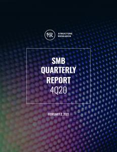 Q4 2020: SMB Infrastructure Quarterly Update