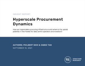 Hyperscale Procurement Dynamics