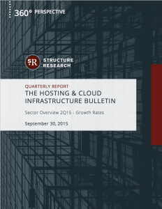 Hosting & Cloud Infrastructure Sector Overview: Growth Rates