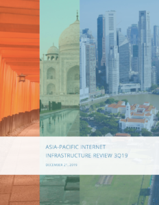 Q3 2019: APAC Infrastructure Quarterly Report