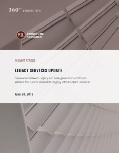 Legacy Services Update