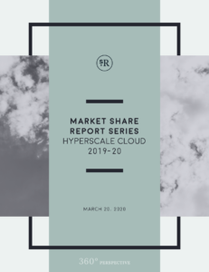 Market Share Report: Hyperscale Cloud 2020