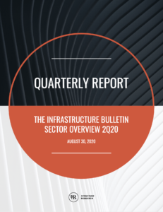Q2 2020: Infrastructure Quarterly Report