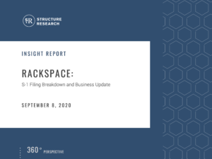 Rackspace: S-1 breakdown, update