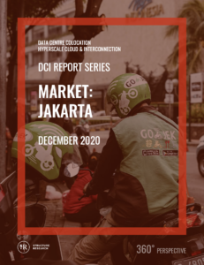 Jakarta DCI Report 2020: Data Centre Colocation, Hyperscale Cloud & Interconnection