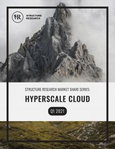 Market Share Report: Hyperscale Cloud Q2 2021 Update